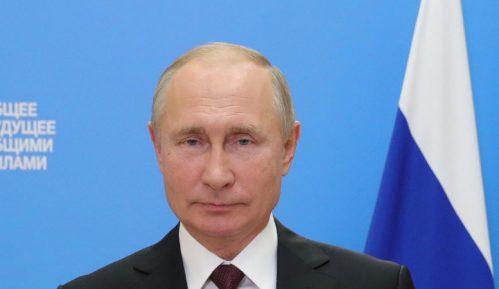 Putin: Vreme je za povratak sirijskih izbeglica 14