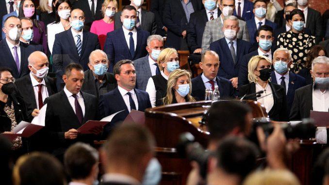 Sa kolikom imovinom su novi članovi Vlade ušli u Nemanjinu 11 3
