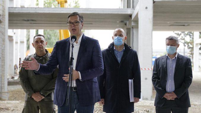 """Vučić tvorac fondacije """"za pristojno društvo"""" 3"""