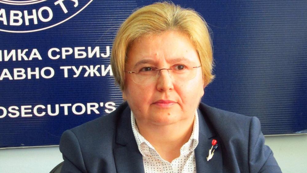 Zagorka Dolovac predstavila program organizacije i unapređenja rada javnog tužilaštva 1