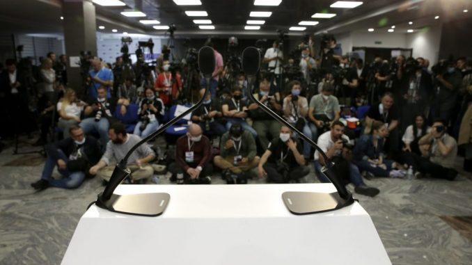 Obračuni sa novinarima su borba za naklonost vođe 1