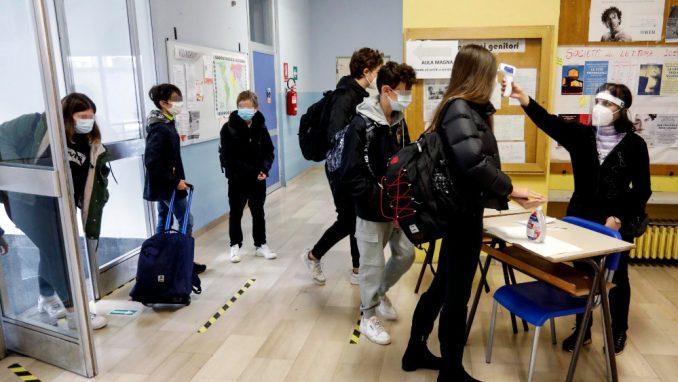 Italija pooštrila propise radi sprečavanja širenja epidemije 1