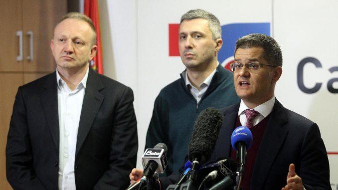 Opozicija spremna čeka dijalog 4