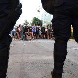 Još uvek nepoznat identitet policajaca koji su tukli građane 10