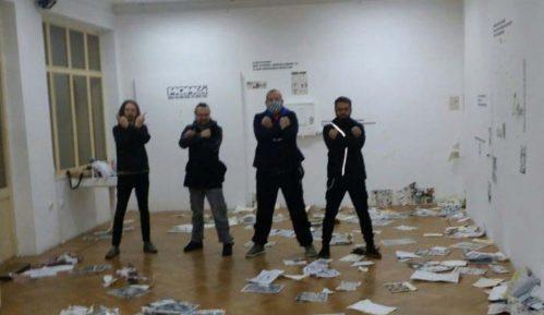 Nasilje na izložbi u Zemunu nastavak serije nesankcionisanih ekstremističkih ispada 10