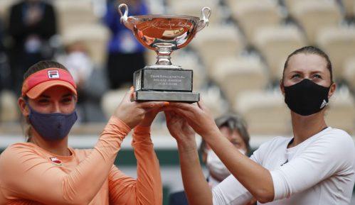 Mladenović i Baboš odbranile titulu na Rolan Garosu u dublu 6