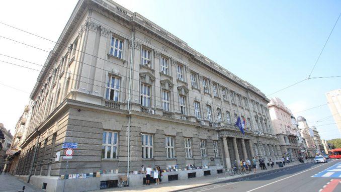 Vršilac dužnosti dekana Filološkog fakulteta poništila izbore za Studenstki parlament 2