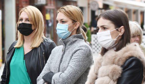 Nestorović i Janković različito o maskama 5