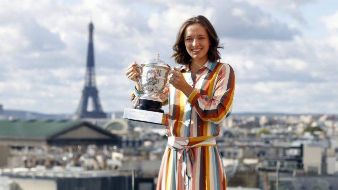 Šampionka Rolan Garosa osvojila titulu u Adelejdu 1