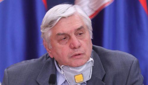 Tiodorović: Mere ne bi trebalo popuštati dok ne bude više vakcinisanih 5