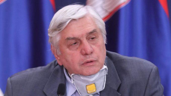 Tiodorović: Svi koji ne poštuju mere treba da odgovaraju 1