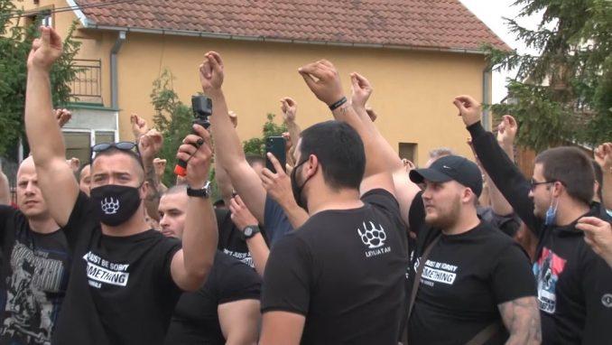 Vođa Levijatana: Slučaj hapšenja naših članova prenapumpan 1