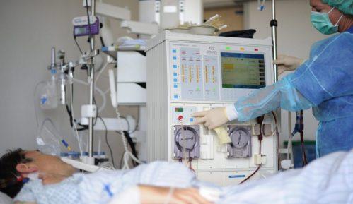 U aprilu 2020. zabeležen najveći rast smrtnosti u zemljama EU 3