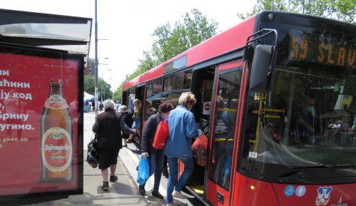 Vesić: U svakom autobusu dozer za dezinfekciju, počelo ozoniranje vozila 4