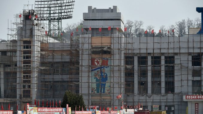 Severna Koreja strepi od kineske prašine 4