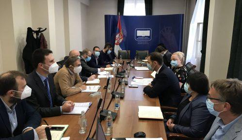 Ministar finansija Srbije s Fiskalnim savetom o državnom budžetu za 2021. godinu 12