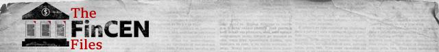 FinCEN Files strap