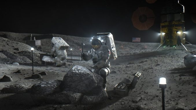 NASA i istraživanje svemira: Na Mesecu ima više vode nego što se mislilo 2
