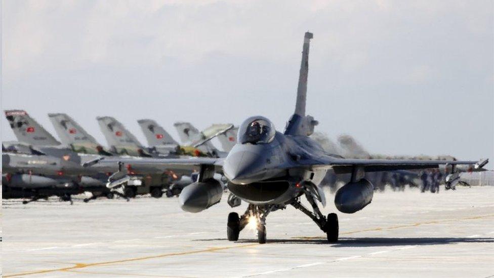 Turski F-16
