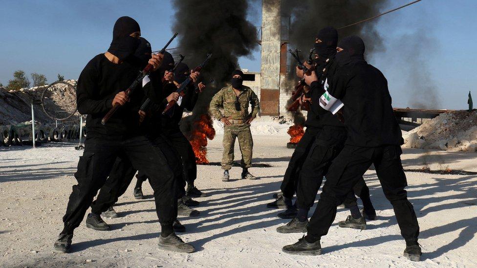 Borci u Idlibu, 2016. godina