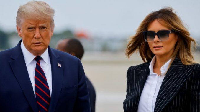 """Korona virus: Donald i Melanija Tramp pozitivni na korona virus, američki predsednik ima """"blage simptome"""" 3"""