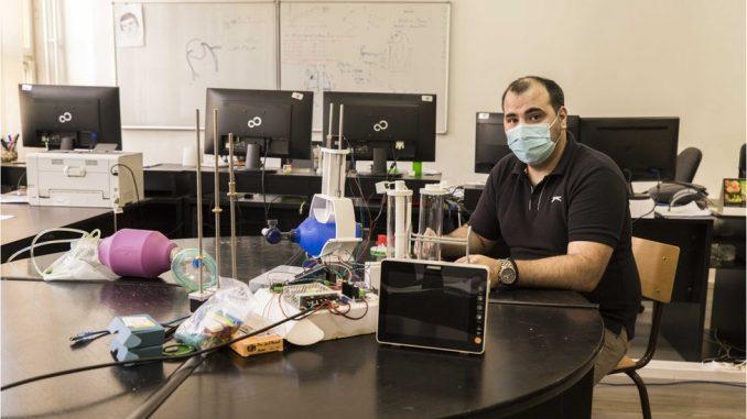 Korona virus i tehnologija u Srbiji: Naučnici iz Kragujevca prave respiratore pomoću 3D štampača 4