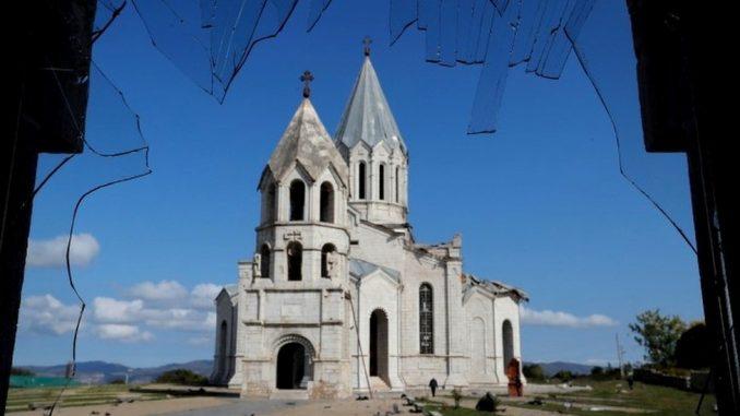 Jermenija, Azerbejdžan i Nagorno-Karabah: Nove žrtve, Putin predložio primirje 3