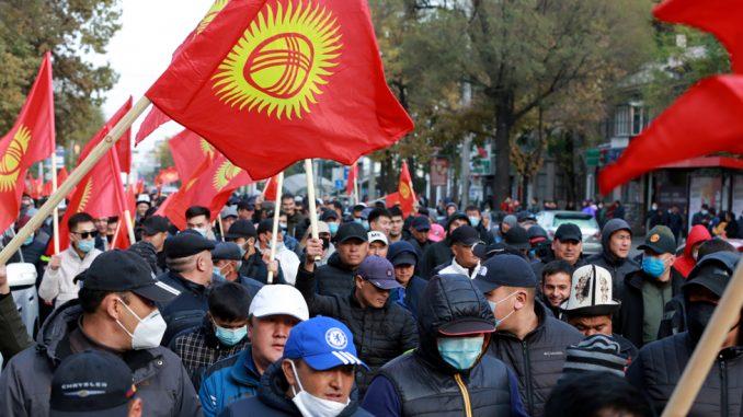 Kirgistan: Predsednik uveo vanredno stanje u glavnom gradu Biškeku, naredio vojsci da čuva red i mir 2