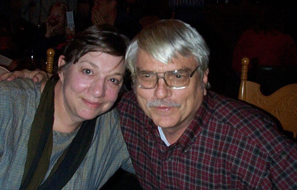 Suzan i Tom Hargrouv
