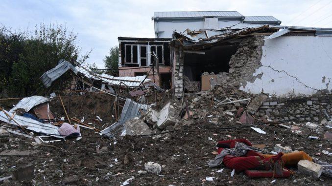 Rat u Nagorno-Karabahu: Borbe nastavljene, uprkos postignutom primirju 3