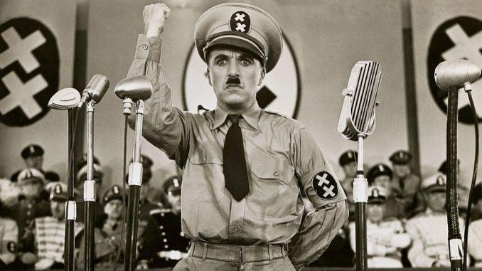 """Drugi svetski rat, nacizam i film: Kako je Čarli Čaplin pre 80 godina ismejao Hitlera u """"Velikom diktatoru"""" 4"""