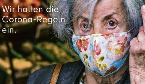 Korona virus: Berlin u reklami pokazao srednji prst onima koji ne nose maske 19