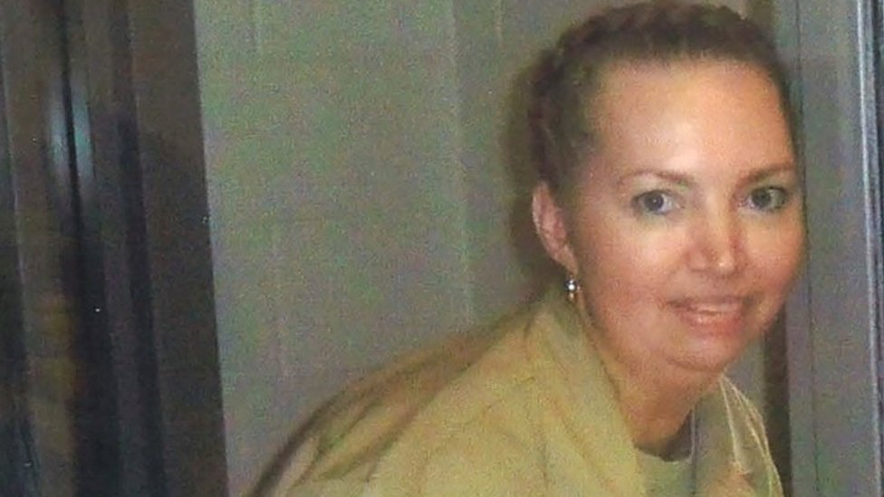 Lisa Montgomery in jail