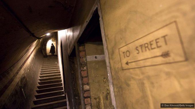 Hladni rat i misterije: Kakve tajne krije londonsko podzemlje 1