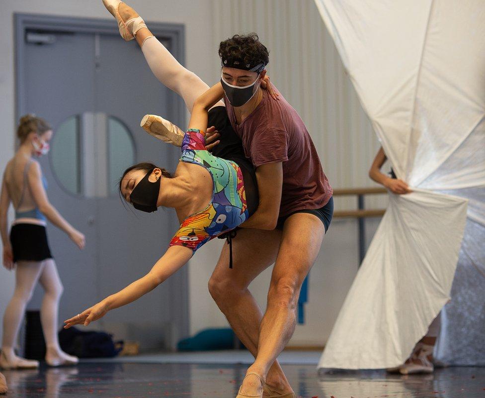 Izvođači Birmingemskog kraljevskog baleta