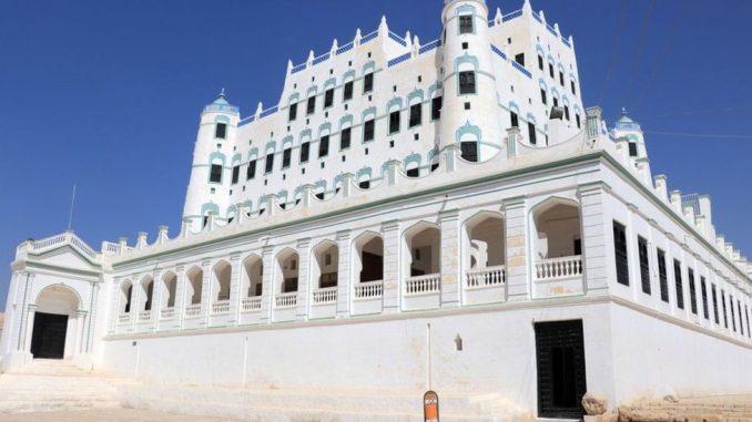 """U fotografijama: Rat u Jemenu - Sultanskoj palati u Jemenu """"preti urušavanje"""" 1"""