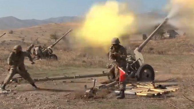 """Sukob u Nagorno-Karabahu: Snimak """"pogubljenja"""" pokrenuo istragu o ratnom zločinu 3"""