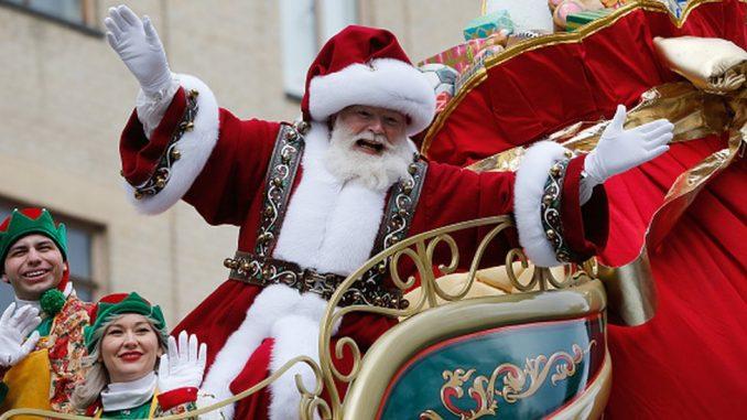 Korona virus, praznici i Deda Mraz: Američke vlasti odlučile da Deda Mraz ne dobije vakcinu među prvima 3