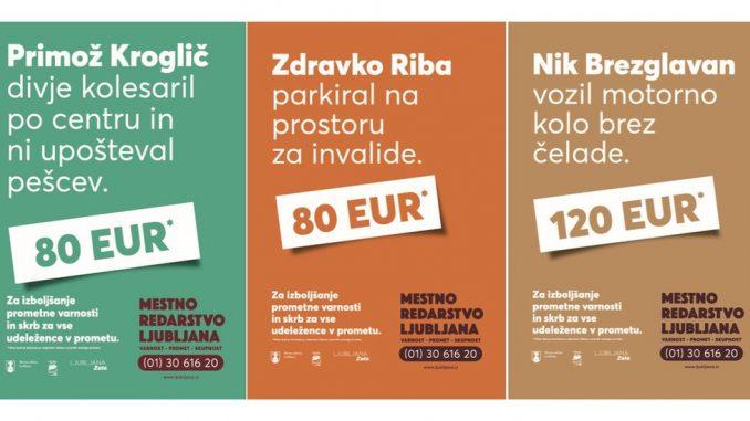 Bahato parkiranje, Slovenija i Srbija: Gde je sramota parkirati u parku 2