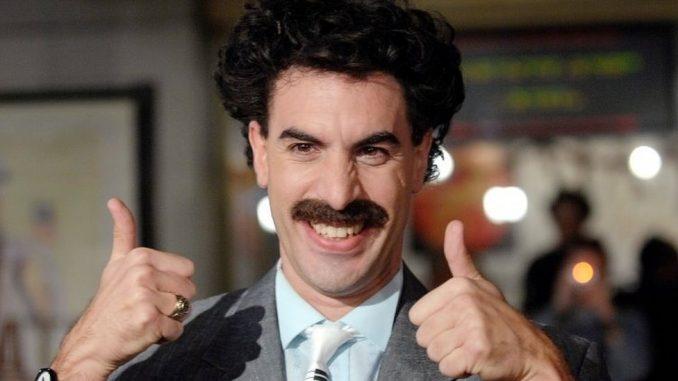 Novi film o Boratu ponovo osvaja svet: Zapratio na Tviteru Anu Brnabić i Vladu Srbije 3