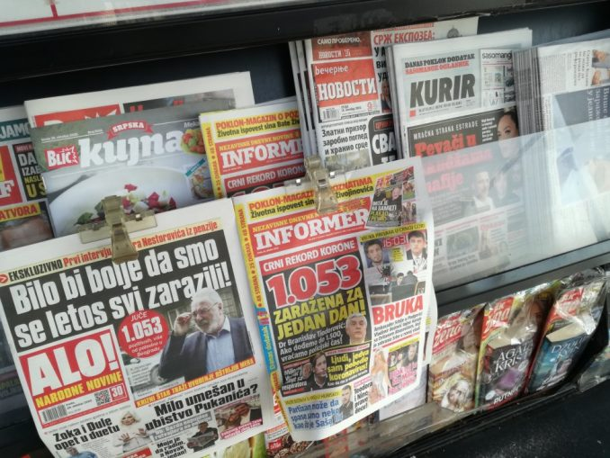 Mediji, novinarstvo i društvene mreže: Vesti u digitalnom okruženju 11