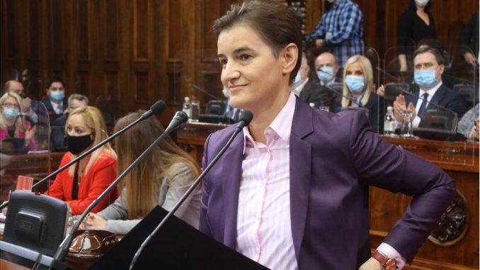 Vlada Srbije: Koje su ključne reči ekspozea premijerke Ane Brnabić 3