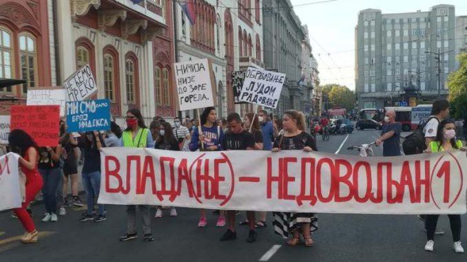 Studenti sutra predaju Šarčeviću peticiju za smanjenje školarine 4