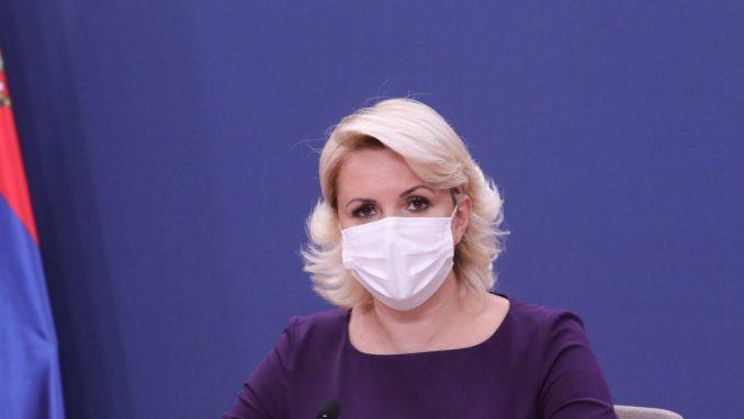 Kisić Tepavčević: Vakcinisano oko 2.000 korisnika i zaposlenih u gerontološkim centrima 3
