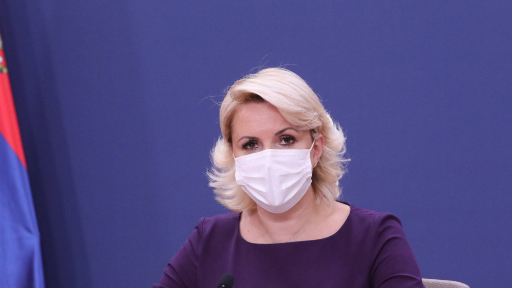 Kisić Tepavčević: Ukoliko se ne vakcinišemo nema dileme da li će biti novog talasa 1