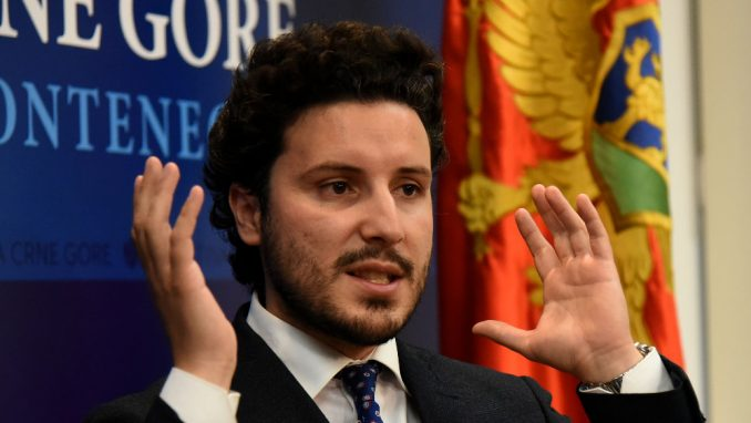 Abazović: Dogovoren koncept, u Crnoj Gori ekspertska vlada do 8. novembra 1