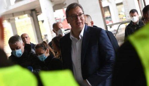 Vučić saopštava ime mandatara vlade u 20 časova 15