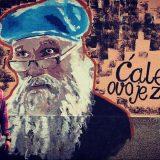 Umetnici u Majdanpeku oslikali mural za Ljubišu Đurića i pored zabrane 4
