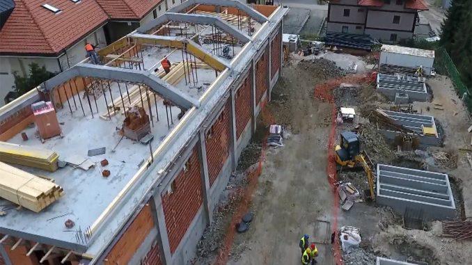 Na Zlatiboru pri kraju gradnja nove trafo-stanice 8