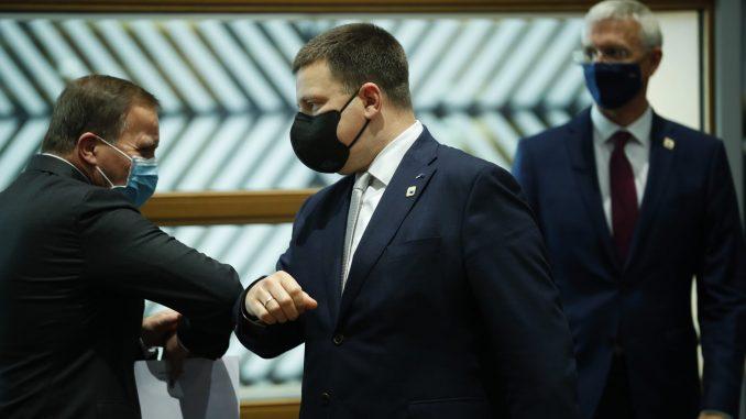 Posle sastanka s kolegom iz Slovenije ministri baltičkih zemalja u karantinu 1